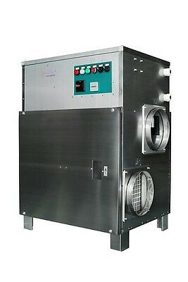 Dehumidifier Industrial   Desiccant Dryer for Clean-rooms etc.,1500cmh