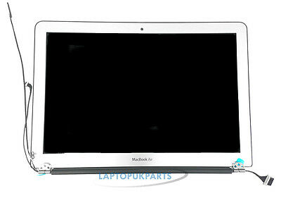 """Apple MacBook Air A1466 Laptop 13.3"""" Full Screen LCD Assembly Mid 2013 Read note"""