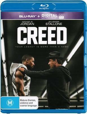 Creed (Sylvester Stallone) Blu-ray Region B New!