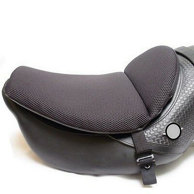 Conformax™Topper Excel Ultra-Flex™ Motorcycle Gel Seat Cushion- Airmax Xl