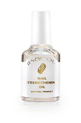 Nail Strengthening Oil 10ml contains Essential Rosemary, Almond, Eucaliptus Oils