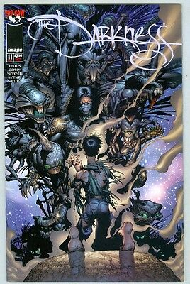 The Darkness #11 January 2008 VF/NM Cover A