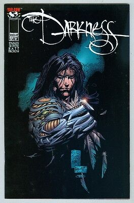 The Darkness #6 July 2007 VF/NM