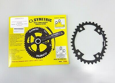 Osymetric BCD 110mm 4 Bolts 34T Road Bicycle Chainring