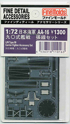 Fine Molds AA16 IJN Type 90 Carrier Fighter Accessory Set 1/72 scale kit