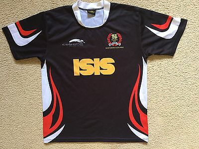 Northern Suburbs Rugby Union Jersey Size M Sinalli Made in Australia VGC