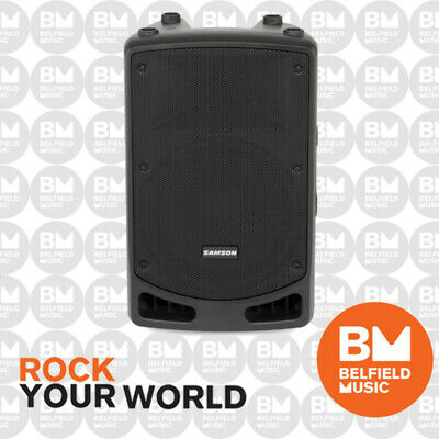 """Samson Expedition XP112A Portable PA Speaker 500W 12"""" 2-Way 500 Watts 12 Inch"""