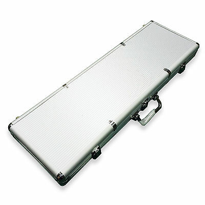 Casino Aluminum Poker Chips Case Holder 600 Count