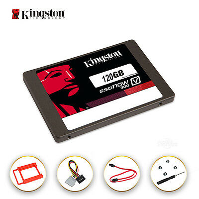 """Kingston 120GB SSDNow V300 2.5"""" 7.0mm SATA 3/III Solid State Drive SSD 6Gbps UK"""