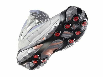 Shoe Spikes Shoe Spikes Snow Chains Antiskid Spike Size 36-40 Us Men's Size 8-12