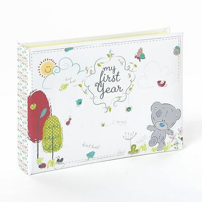 Me to You Babys First Year Photo Album New Born Gift - Tiny Tatty Teddy