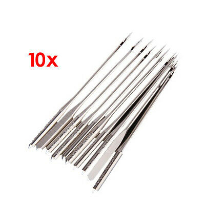 Sunny 10Pcs 15x1 HAx1 130/705H Home Sewing Machine Needles (#14)