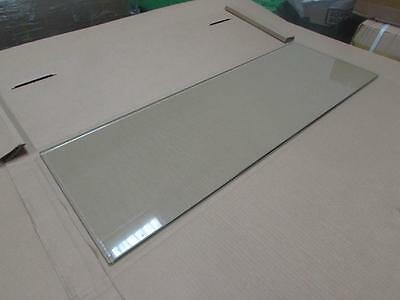 Toughened 8mm Glass Reflections 300mm Glass Stair & Landing Panels