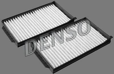 Denso Cabin Air Filter DCF296P Replaces DC2161J6X