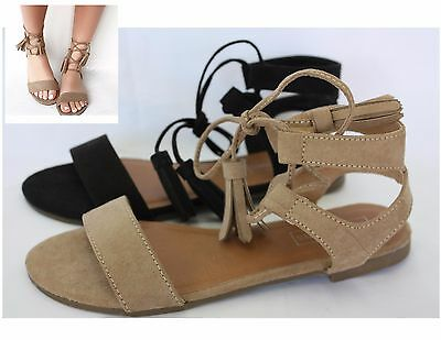 New MICHELLE Women Sandals Shoes Gladiator Thong Flops T Strap Flip Flat Strappy