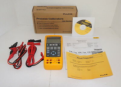 Fluke 724 Temperature Calibrator Meter Tester Brand New!