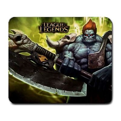 Sion Classic League Of Legends Large Mousepad - Gamer Pc Mouse Pad