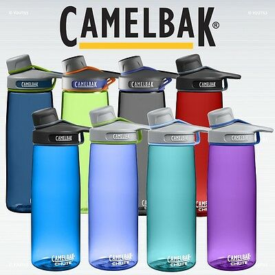 Camelbak CHUTE Hydration Water Bottle 0.75L 750ml