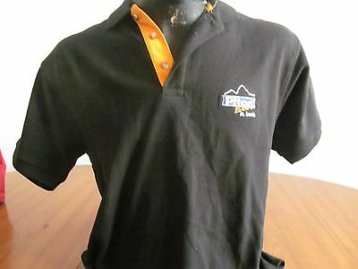 Piton Beer St. Lucia Polo Shirt S