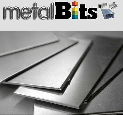 Sheet Steel Bright Mild Steel (Various sizes) Cold Rolled - fast dispatch