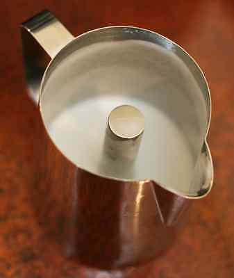 Milk to Perfection Frothing Jug 960ml Coffee barista Stainless Steel pitcher