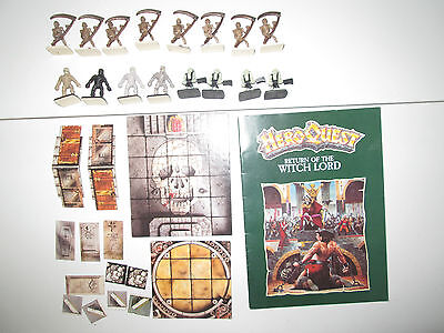 Games Workshop Heroquest Return of the Witchlord Expansion Complete unboxed