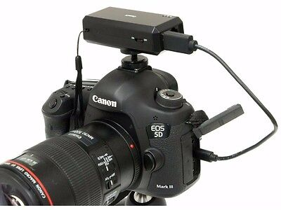 CamFi Remote DSLR Camera Wireless Controller/Transmitter/Tether Nikon Canon Sony