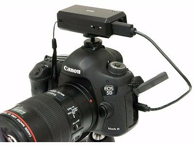 CamFi Remote DSLR Camera Wireless Controller/Transmitter/Tether for Nikon Canon
