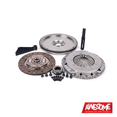 Ecs Tuning Stage 1 Clutch Kit (228Mm) 20.5Lb Flywheel Golf 4 1.8T/tdi Es250303