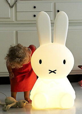 Miffy Lamp XL by Mr Maria - Miffy/Nijntje Rabbit Dimmable LED Night Lights