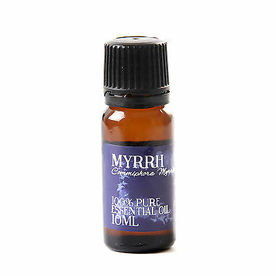 Myrrh Essential Oil - 100% Pure - 10ml (EO10MYRR)