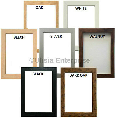 Photo Frame Picture Frame Poster Frame In Various Sizes & Colors