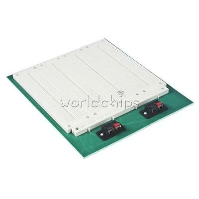 4 In 1 700 Position Point SYB-500 Tiepoint PCB Solderless Breadboard New