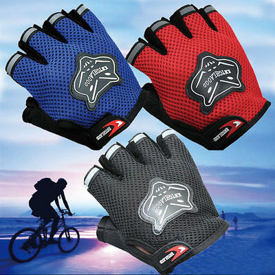 New Body Building Fitness Exercise Workout Weight Lifting Gloves Gym Training