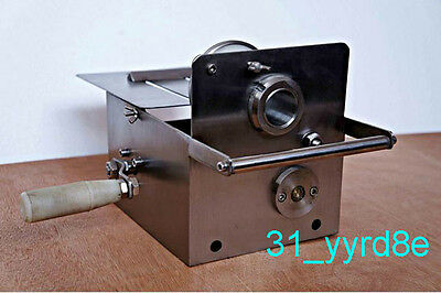 32mm Stainless Steel Manual Hand-rolling Sausage Tying & Knotting Machine