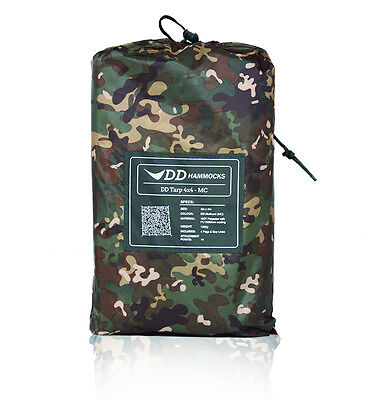 ** DD Tarp 4x4m MC - New multicam design **