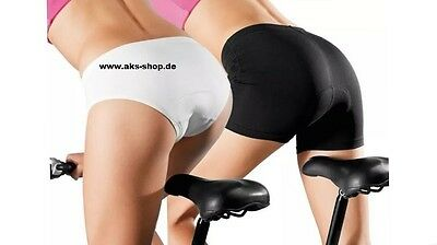 Women's Bike Shorts Bike Underwear Slip Pants Cycling Bike Biker Polster S M L