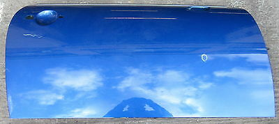 Genuine Used MINI O/S Drivers Side Door (Lightning Blue) for R50 R52 R53 #11