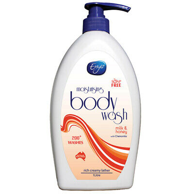 Enya Body Wash Milk & Honey 1 Litre