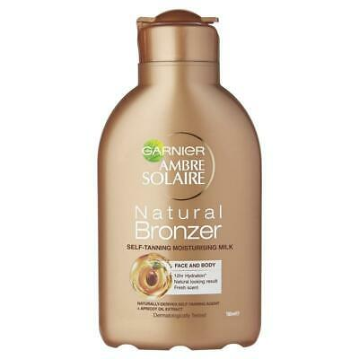 Garnier Ambre Solaire Natural Bronze Up 150ml