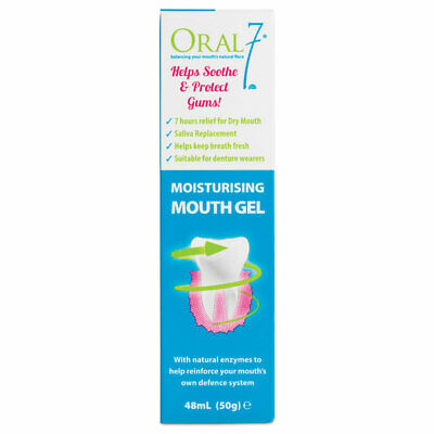 Oral Seven Mouth Gel 50mL
