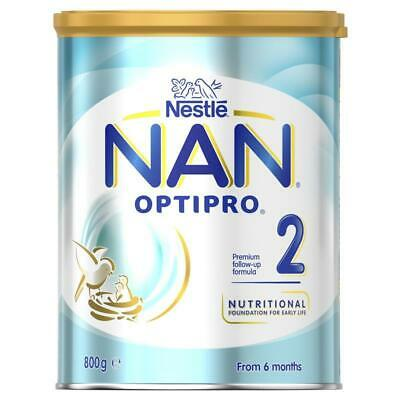 NAN Optipro Gold Stage 2 Follow-On 800g