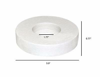 Large Replacement Flange Spacer for Mini Propane Kwik Kiln Furnace For KIT-0022