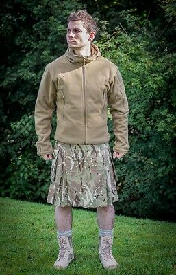 Highlander HMTC Multicam Combat Kilt - Limited Edition - Military, Hunting, Stag