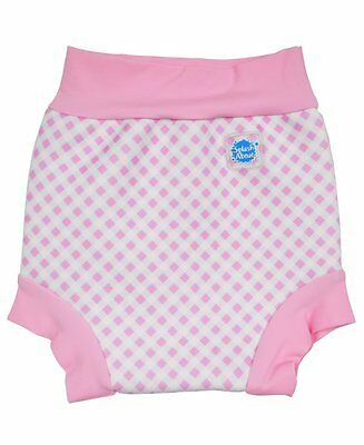 Splash About Happy Nappy - Pink Gingham