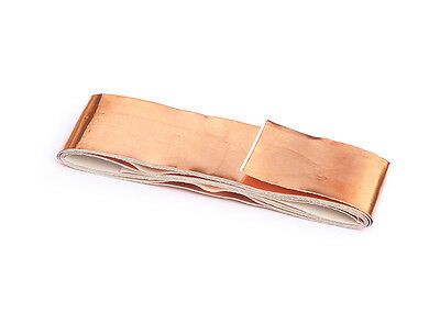 Copper Shielding Tape for Guitar • 1'' x 5'