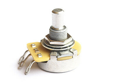 CTS Pot Guitar Potentiometer • USA • 1M • Solid Shaft • Audio Taper