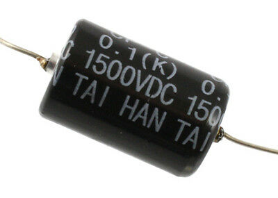Taihan Black Bee Paper In Oil Guitar Cap Capacitor • .1 uF