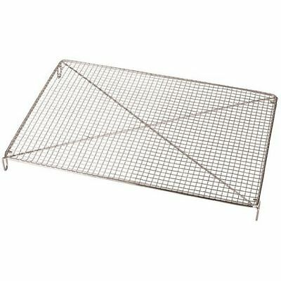 Paderno World Cuisine Stainless Steel Wire Grate, 12.13 x 8.75 x 1 inch -- 1
