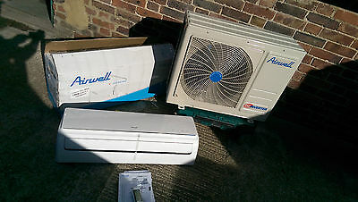 NEW Wall Mounted Air Conditioning Unit 3.5Kw ( 12000 Btu ) ideal for Bedroom